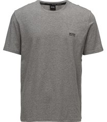 mix&match t-shirt r t-shirts short-sleeved grå boss