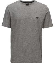 mix&match t-shirt r t-shirts short-sleeved grå boss
