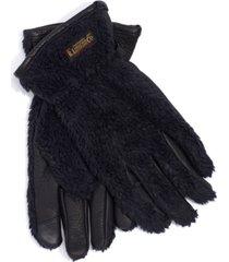 polo ralph lauren men's fleece gloves