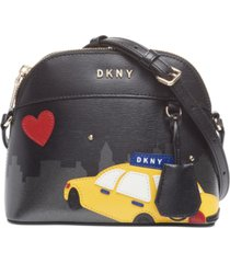 dkny bobi taxi crossbody bag, created for macy's