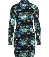 brooke dress dresses bodycon dresses blauw résumé