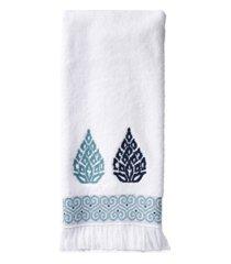 peri capri medallion hand towel bedding