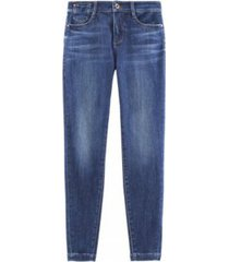 women's push up effect jeans