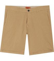 rio pavion' garment dyed cotton canvas shorts