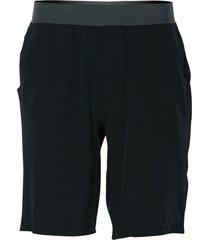 prana men's super mojo shorts 2.0 - black - xx-large cotton