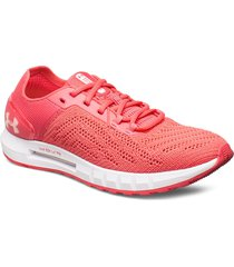 ua w hovr sonic 2 shoes sport shoes running shoes röd under armour