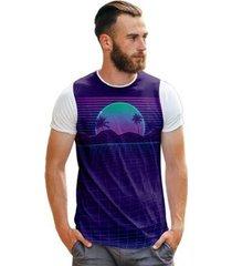 camiseta di nuevo califórnia beach masculina - masculino