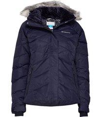 lay d down ii jacket outerwear sport jackets blå columbia