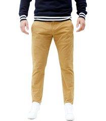 pantalon casual beige scout 87 pant drywood