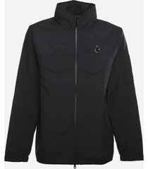 a-cold-wall rhombus storm jacket in technical fabric