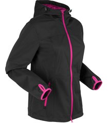 giacca in softshell leggera (nero) - bpc bonprix collection