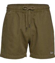 home shorts - black shorts casual grön forét
