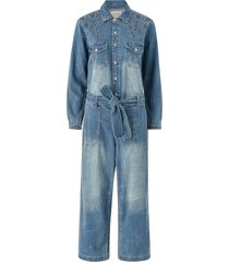 jumpsuit yillacr denim jumpsuite