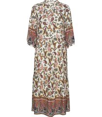 adajecr dress jurk knielengte multi/patroon cream