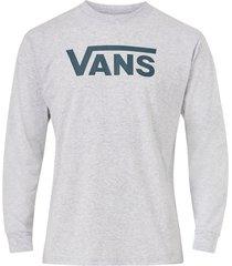 t-shirt vans classic ls