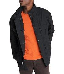 rag & bone men's austin field jacket - black - size m