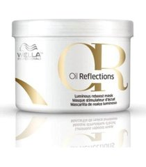 máscara oil reflections wella potenciadora de luminosidade 500ml