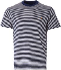 farah daytona t-shirt | true navy | f4kmb022-412