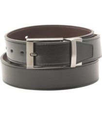 dockers big-tall leather reversible men's belt