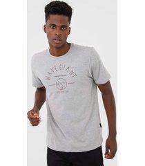 camiseta wg life cinza - cinza - masculino - dafiti