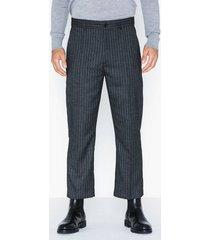 hope cut trousers byxor grey