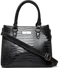 bag medium bags top handle bags zwart rosemunde