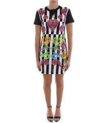 korte jurk versace d2.hvb4k1.30327
