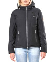 windjack 80db original blouson ml capuche - ecouteurs inclus 80db sally carbon