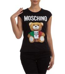 moschino italian teddy t-shirt