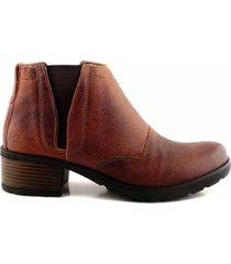 bota marrón briganti rembert