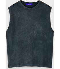 scotch & soda gewassen tanktop