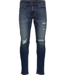 jeans jeans blå hollister