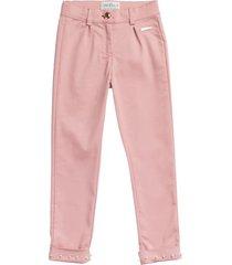 pantalon rosa estilo rosa romi