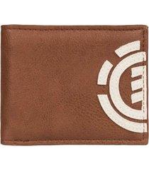 billetera daily wallet beige element