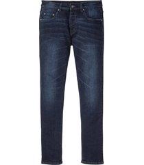 jeans termici elasticizzati thermolite skinny straight (blu) - rainbow