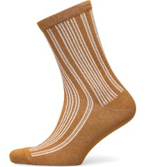 slflana sock b lingerie socks regular socks brun selected femme