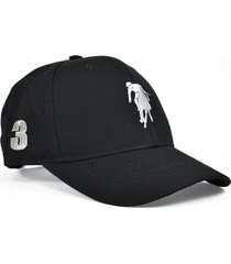 gorra chicago negro