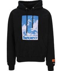 heron preston herons hoodie