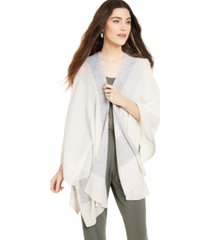 charter club draped kimono cashmere cardigan, created for macy's