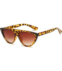 moda donna cat eye occhiali da sole outdoor uv occhiali da vista thin high definition view sunglasses