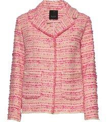 3379 - rose blazer kavaj rosa sand