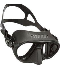 máscara de mergulho cressi calibro preto