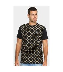 camiseta cyclone fashion masculina