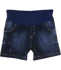 short jeans emma fiorezi pesponto triplo