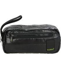 estuche classic onyx black negro bubba bags