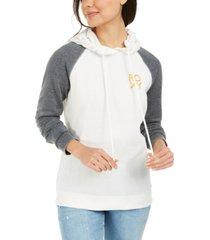 roxy juniors' true harmony graphic-print hoodie