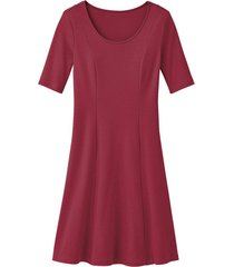 jersey jurk, bes 36