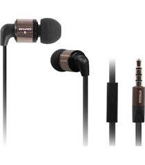 audífonos bluetooth manos llibres, awei es600i auriculares deportivos con micrófono mic auriculares en el oído del auricular (marrón)