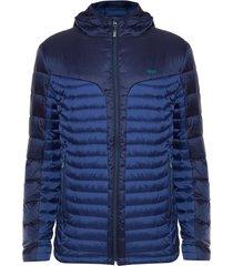 chaquetas hombre bewarm steam-pro hoody jacket azul marino lippi