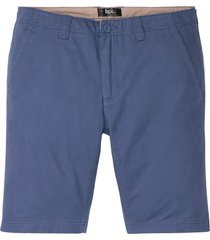 bermuda chino regular fit (blu) - bpc bonprix collection